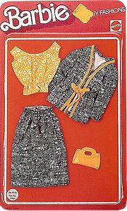 *1976 Best buy fashions Barbie outfit 2 #9578