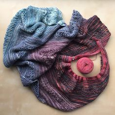 Ravelry: TheCleverClove's Find Your Fade