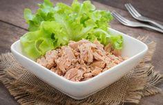 Een drie-dagen tonijn dieet voor een fit het voorjaar