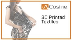 This flexible, expandable 3D printed dress adapts to your body's movement.