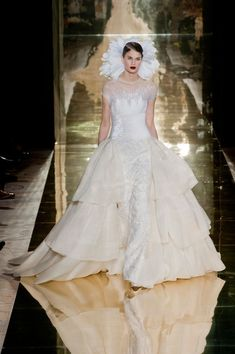 Georges Chakra at Couture Fall 2012 - Runway Photos