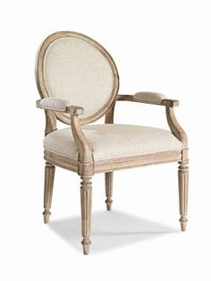 Archive Home and Monarch (MN5365A) HAILEY ARM CHAIR  Century Furniture