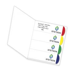 Bebco |  Adhesive Writable Note Flags Books