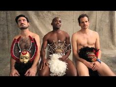 The three comedians chat about going naked for a great cause.