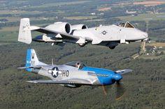 Heritage flights