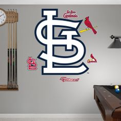St. Louis Cardinals Alternate Logo... but in red!!