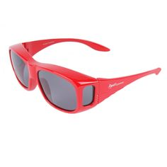 e19f330f51 Rapid Eyewear Red Polarized Over Glasses  Sunglasses That Fit Over Glasses