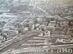Leuvehaven 1952