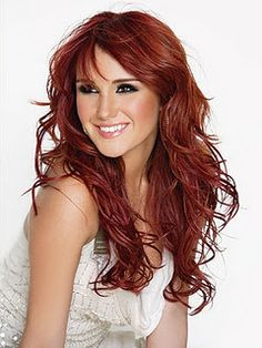 Think im going to attempt tom. I miss my red. Enough w the pink im over it........! RE