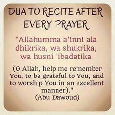 1000+ images about Namaz Info - Salat Quotes on Pinterest ...