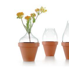 Pot Vases - cute!
