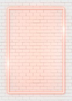 Framed Wallpaper, Pink Wallpaper Iphone, Iphone Background Wallpaper, Pastel Wallpaper, Tumblr Wallpaper, Aesthetic Iphone Wallpaper, Screen Wallpaper, Aesthetic Wallpapers, Orange Brick Wallpaper
