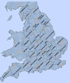 Research, genealogy, England