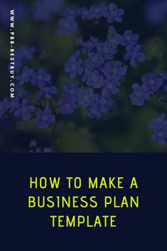 How To Make A Business Plan Template? We Create A Creative Business Plan for your Business. Grow Your Business With PBB Best Buy. Learn more on our main website! Making A Business Plan, Business Plan Template, Growing Your Business, Business Planning, Business Tips, Online Business, Internet Marketing, Online Marketing, Digital Marketing