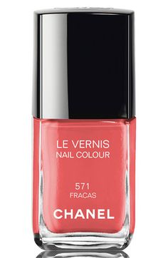 My NEW fave color for spring!! CHANEL LE VERNIS NAIL COLOUR available at #Nordstrom