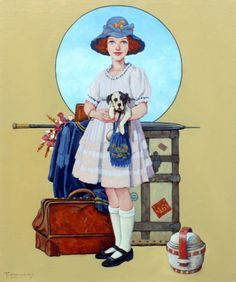 Leisurely Travels by Fred Calleri
