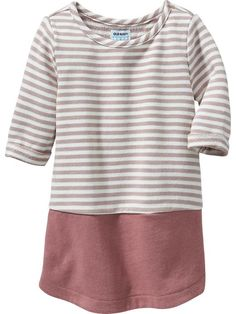 Old Navy | Striped Shift Dresses for Baby