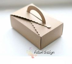 PM25 customized  Christmas CAKE COOKIE baking  candy gifts CASE packing kraft paper packaging boxes for food on AliExpress.com. $18.00