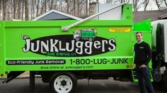 In this week's Small Biz Spotlight, learn how Junkluggers went from one man to a nationwide franchise of junk hauling services. Junk Hauling, Hauling Services, Small Business Trends, Junk Removal, Books Online, Spotlight, Organization, Learning, Getting Organized