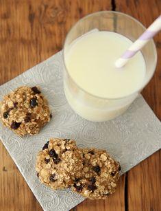 3-Ingredient Breakfast Cookies!