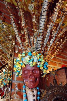 Muertos & Julie Zarate Solo Photos   ChimMaya Gallery