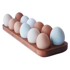 Cherry Wood Egg Tray
