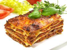 Vincisgrassi, una sorta di #lasagna tipica delle #Marche. Provate a ricrearla attraverso la pasta #sfoglia Antica Pasta! http://www.anticapasta.it/it/pasta-all-uovo/pasta-uovo-classica/la-sfoglia