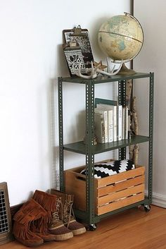 Invest in rolling and/or movable furniture. | 21 Cheap And Easy Decorating Tricks For Renters