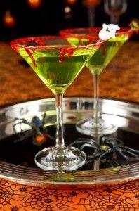 Das passende Getränk zur Halloween-Party: Der blutverschmierte Cocktail #Drink
