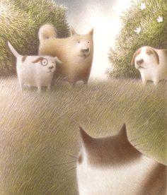 A blog about children's illustration