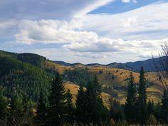 Beautiful Romanian hills. My Life, Mountains, Nature, Travel, Beautiful, Naturaleza, Viajes, Destinations, Traveling