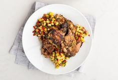Go Family-Style with This Honey Lime Sriracha Chicken Dish | Triathlete