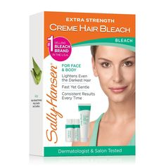 Sally Hansen Extra Strength Creme Bleach, Complete Kit *** You can find more details by visiting the image link.