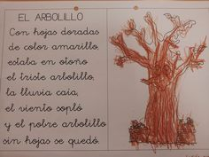 Trabajando en Educación Infantil: Poesías de otoño