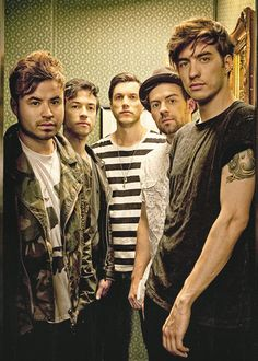 young guns: first show I ever went to!!!