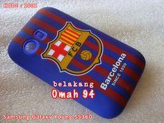 Kode Barang 2002 Jual Otterbox Commuter Case Samsung Galaxy Young S5360 Barcelona | Toko Online Rame - rameweb