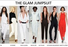 Jumpsuits are making a comeback!