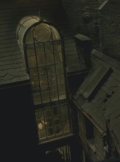 Borgin & Burkes, Knockturn Alley