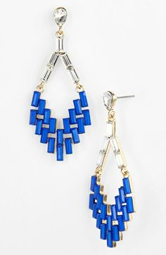 Cara Couture Chandelier Earrings available at #Nordstrom