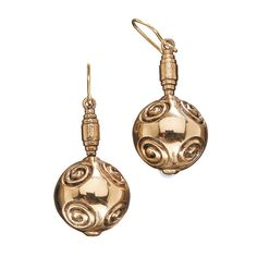 Kalevala Koru / Kalevala Jewelry / HALIKKO EARRINGS  material: bronze or silver