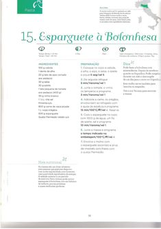Esparguete à Bolonhesa Multicooker, Betty Crocker, I Love Food, Pasta Recipes, Food And Drink, Yummy Food, Meals, Romance, Diet