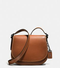 best saddle bags - Coach Saddle Bag 23