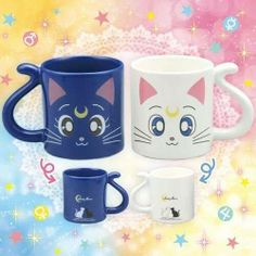 Luna and Aertmis mugs from tumblr
