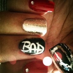 Michael jackson nails hair beauty pinterest michael michael jackson bad nails prinsesfo Gallery