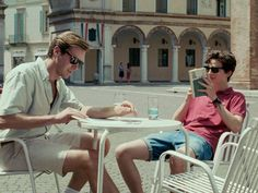 Film of the week: Call Me by Your Name radiates the heat of passion