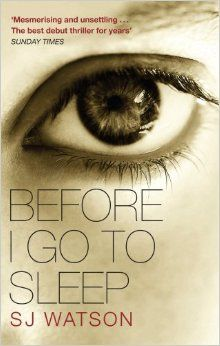 Tonight I finally watched Before I Go To Sleep, after reading the book some time ago. See what I thought. #books #movies #adaptation