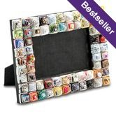 Recycled paper photo frame $26.95 Oxfam Shop