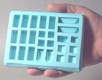 Place to buy silicone molds to make all sorts of ministers things (walls, castles, etc.) $30 to $35 for the molds