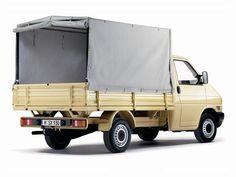 Volkswagen Transporter Ambulance (T4) '1990–2003