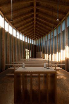 AD+Classics:+Saint+Benedict+Chapel+/+Peter+Zumthor